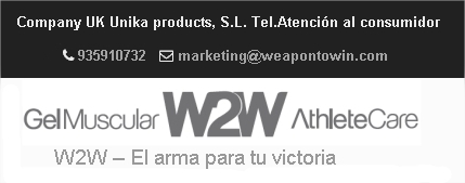 Weapontowin – Gel Muscular - Google Chrome